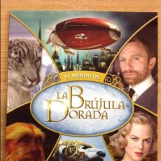 Cómics: EL MUNDO DE LA BRÚJULA DORADA. Lote 108075723