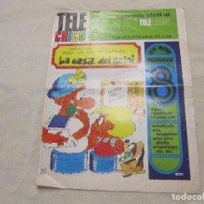 Cómics: TELE CHICO 1973 LA CASA DEL RELOJ, BOXY, SAMUEL COLT, LOS VENGADORES, LOS PICAPIEDRA. Lote 108101023