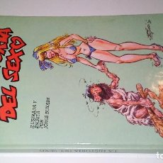Cómics: LA HISTORIA DEL SEXO-JORGE BUXADE-EDICIONES ALONSO 1983. Lote 108265843