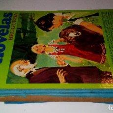 Cómics: FAMOSAS NOVELAS-BRUGUERA-3900 ILUSTRACIONES TODO COLOR. Lote 108266391