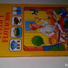 Cómics: EXPERIMENTOS DE VUELO Y FLOTACION-GUIA DEL CIENTIFICO-EDICIONES PLESA-1981. Lote 108285607