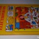 Cómics: EXPERIMENTOS ELECTRÓNICOS-GUÍA DEL CIENTÍFICO-EDICIONES PLESA 1983. Lote 108285767