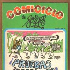 Cómics: COMICICLO DE FORGES Nº 18. Lote 115130260