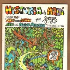 Cómics: HISTORIA DE AQUI POR FORGES - CAPITULO 26. Lote 115130100