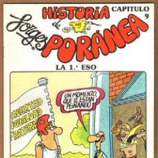 Cómics: HISTORIA PORANEA DE FORGES - CAPITULO 9. Lote 115130020