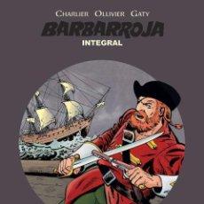 Cómics: CÓMICS. BARBARROJA. INTEGRAL 10 - CHARLIER/JEAN OLLIVIER/GATY (CARTONÉ). Lote 235081450