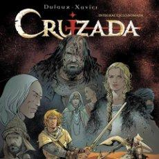 Cómics: CÓMICS. CRUZADA INTEGRAL 2 - DUFAUX/XAVIER (CARTONÉ). Lote 108350687