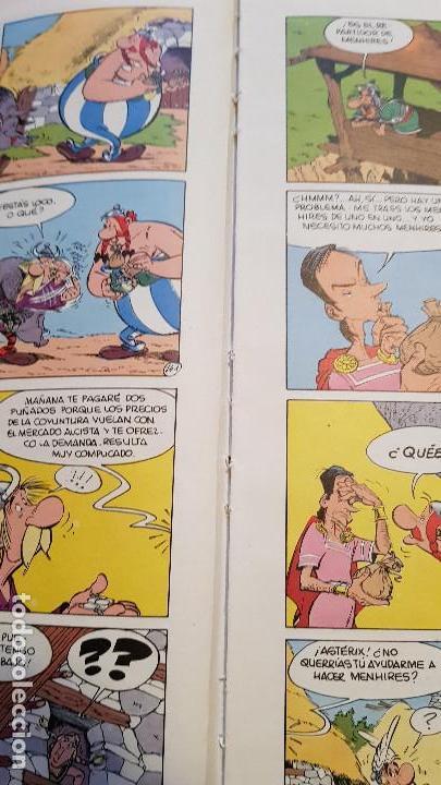 ASTERIX OBELIX Y COMPAÑIA ED. JUNIOR. TAPA DURA (1976) (Tebeos y Comics Pendientes de Clasificar)