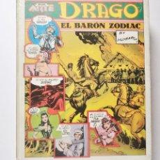 Cómics: NOVENO ARTE. EDITORIAL PALA. COLECCIÓN COMPLETA 6 NÚMEROS. CARTONÉ. 1973-1974. Lote 108391495