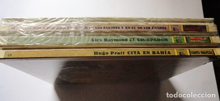 Cómics: NOVENO ARTE. EDITORIAL PALA. COLECCIÓN COMPLETA 6 NÚMEROS. CARTONÉ. 1973-1974 - Foto 3 - 108391495