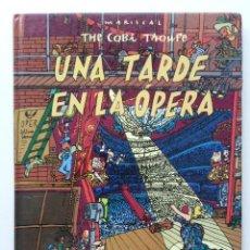 Cómics: UNA TARDE EN LA OPERA - THE COBI TROUPE - MARISCAL - PLAZA & JANES - 1992. Lote 154770993