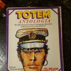 Cómics: TOTEM ANTOLOGIA. Lote 108764398