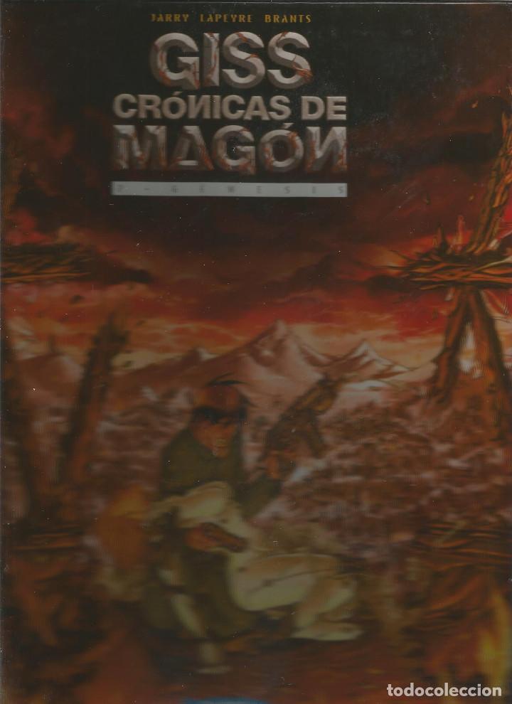 GISS, CRÓNICAS DE MAGÓN 2, GÉNESIS (Tebeos y Comics - Comics otras Editoriales Actuales)