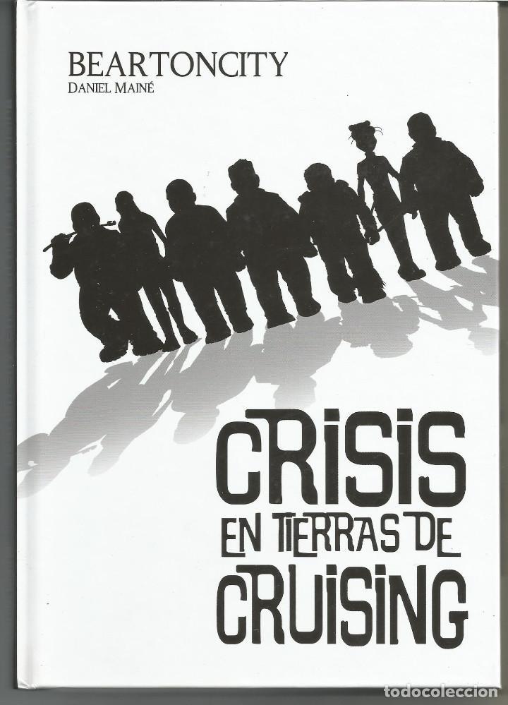 BEARTONCITY CRISIS EN TIERRAS DE CRUISING DIABOLO EDICIONES (Tebeos y Comics - Comics otras Editoriales Actuales)