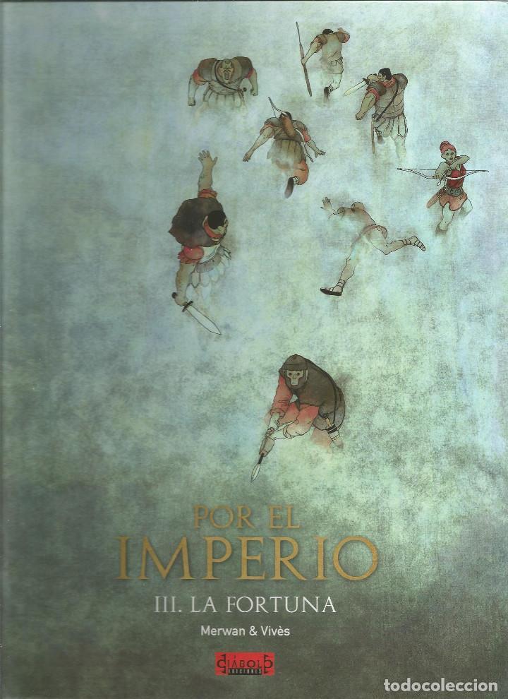 POR EL IMPERIO LA FORTUNA Nº 3 DIABOLO EDICIONES (Tebeos y Comics - Comics otras Editoriales Actuales)
