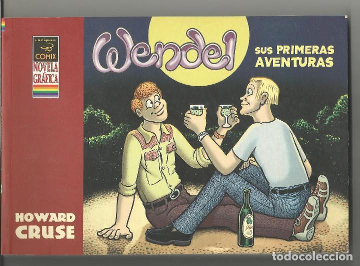 WENDEL: SUS PRIMERAS AVENTURAS Nº 2 EDICIONES LA CUPULA (Tebeos y Comics - Comics otras Editoriales Actuales)