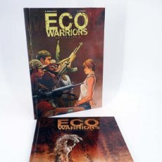 Cómics: ECO WARRIORS 1 Y 2. COMPLETA (RICHARD MARAZANO Y CHRIS LAMQUET) 12 BIS, 2010. OFRT ANTES 28E. Lote 193355473