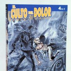 Cómics: BRAD BARRON 4. EL CULTO DEL DOLOR (TITO FARACI, ETC) ALETA, 2010. BONELLI. OFRT ANTES 15E. Lote 210987500