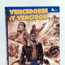 Cómics: BRAD BARRON 6. VENCEDORES Y VENCIDOS (TITO FARACI, ETC) ALETA, 2010. BONELLI. OFRT ANTES 15E. Lote 210987514