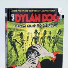 Cómics: MAXI DYLAN DOG 3. ESPECIAL GIAMPIERO CASERTANO ALETA, 2013. BONELLI. OFRT ANTES 12,95E. Lote 220406756