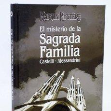 Cómics: MARTIN MYSTERE EL MISTERIO DE LA SAGRADA FAMILIA (CASTELLI / ALESSANDRINI), 2011. OFRT ANTES 11E. Lote 194230603