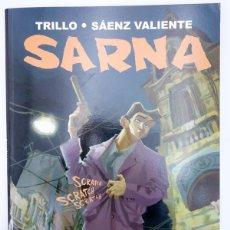 Cómics: SARNA (CARLOS TRILLO Y JUAN SÁENZ VALIENTE) IRON EGGS, 2005. OFRT ANTES 9,8E. Lote 206156466