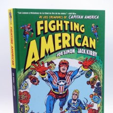 Cómics: FIGHTING AMERICAN. INTEGRAL (JACK KIRBY / JOE SIMAN) KRAKEN, 2011. OFRT ANTES 35E. Lote 221740610
