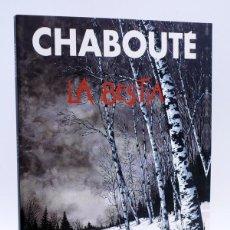 Cómics: LA BESTIA (CHABOUTÉ) KRAKEN, 2009. OFRT ANTES 13E. Lote 211434112