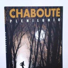 Cómics: PLENILUNIO (CHABOUTÉ) KRAKEN, 2008. OFRT ANTES 12,5E. Lote 211434102