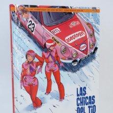 Comics: BOB NEYRET. LAS CHICAS DEL TÍO BOB (VAN DER ZUIDEN / METAPAT) NETCOM2, 2013. OFRT ANTES 15E. Lote 189498620