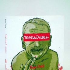 Cómics: MONSTRUOS (KEN DAHL) PONENT MON, 2011. OFRT ANTES 18E. Lote 229655215