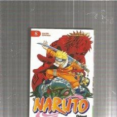 Cómics: NARUTO 8. Lote 109018839