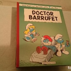 Cómics: DOCTOR BARRUFET LOS PITUFOS EN CATALÁN EDITORIAL BASE. Lote 109031463