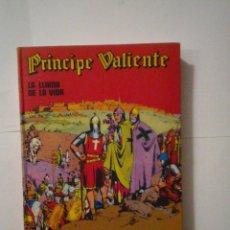 Cómics: PRINCIPE VALIENTE - TOMO 4 - BURU LAN - BUEN ESTADO - GORBAUD. Lote 109040619