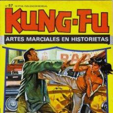 Cómics: KUNG-FU Nº: 57 (DE 59 DE LA COLECCIÓN COMPLETA) AMAIKA, 1976-79. COMBINO ENVÍOS.. Lote 194749661