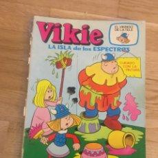 Cómics: VIKIE LA ISLA DE LOS ESPECTROS 24 1977 EDICIONES RECREATIVAS. Lote 109048622