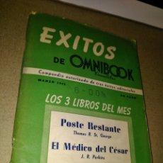 Cómics: EXITOS DE OMNIBOOK AÑO 1 NUMERO 3. Lote 109054562