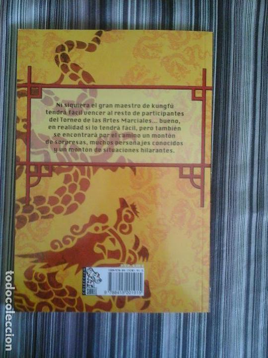 Cómics: EDITORIAL CORNOQUE: OPERACIÓN CABEZÓN, ENRIQUE V VEGAS SOBRE BRUCE LEE, PARODIA. NUEVO - Foto 6 - 109130467