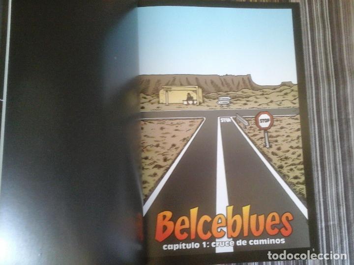 Cómics: EDITORIAL CORNOQUE: BELCEBLUES, BLUES, SATANISMO Y JOTAS. JUAKO MALAVIRGEN, XCAR - Foto 4 - 109130571