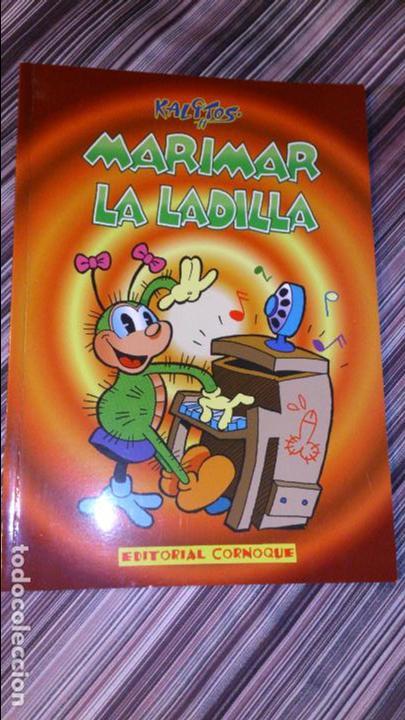 EDITORIAL CORNOQUE: MARIMAR LA LADILLA, KALITOS. FIRMADO POR EL AUTOR (Tebeos y Comics - Comics otras Editoriales Actuales)