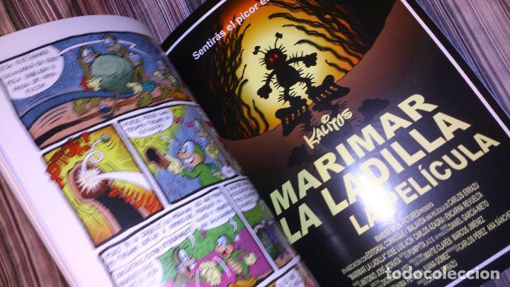 Cómics: EDITORIAL CORNOQUE: MARIMAR LA LADILLA, KALITOS. FIRMADO POR EL AUTOR - Foto 5 - 109130679