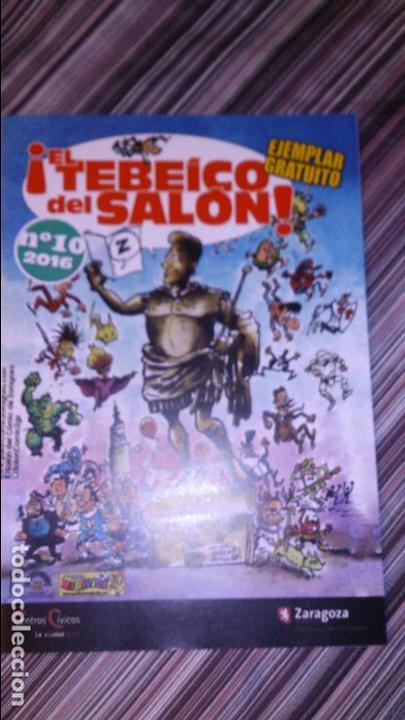 EDITORIAL CORNOQUE: TEBEICO DEL SALÓN DEL CÓMIC 2016 (Tebeos y Comics - Comics otras Editoriales Actuales)
