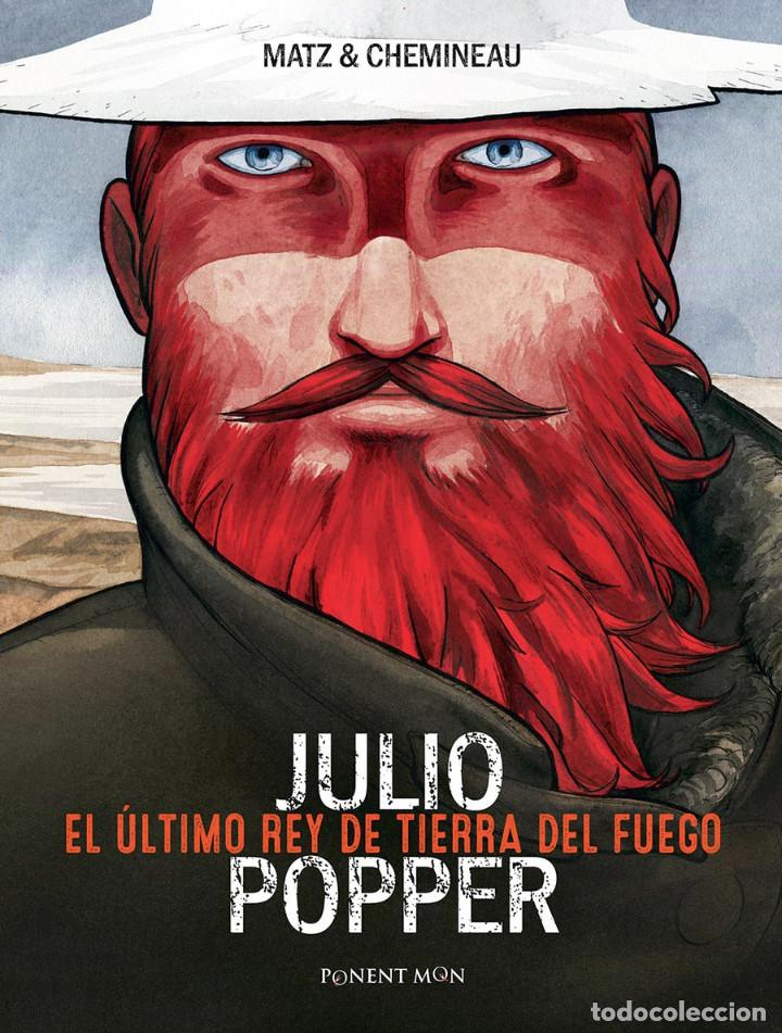 CÓMICS. JULIO POPPER - MATZ/CHEMINEAU (CARTONÉ) (Tebeos y Comics - Comics otras Editoriales Actuales)