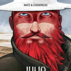 Cómics: CÓMICS. JULIO POPPER - MATZ/CHEMINEAU (CARTONÉ). Lote 277019568