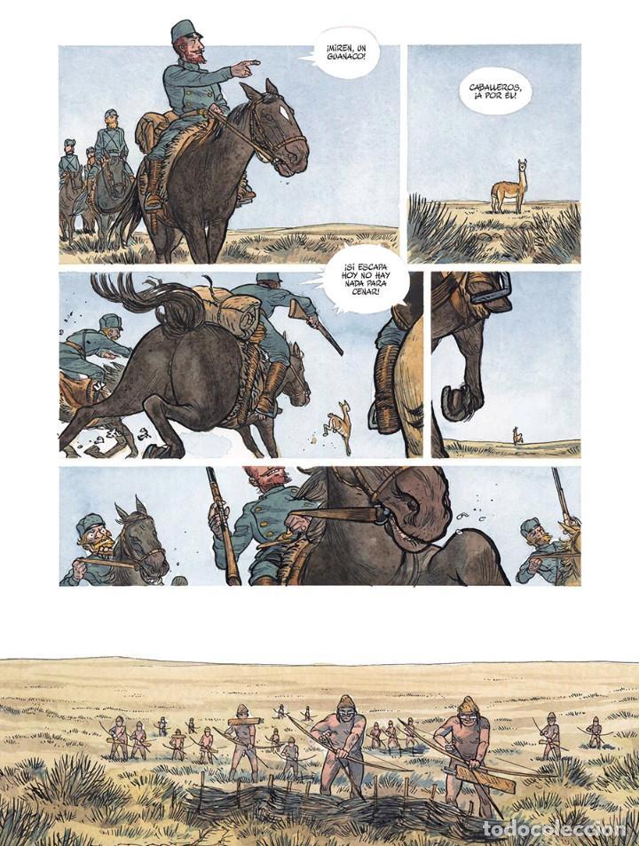 Cómics: Cómics. Julio Popper - Matz/Chemineau (Cartoné) - Foto 2 - 277019568