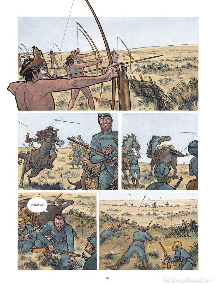 Cómics: Cómics. Julio Popper - Matz/Chemineau (Cartoné) - Foto 3 - 277019568