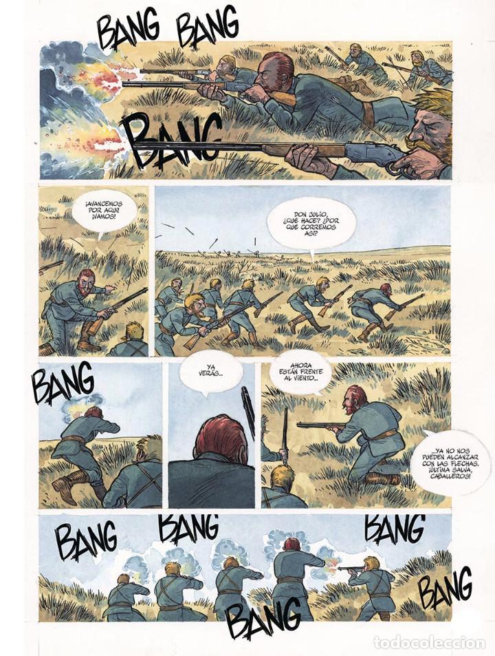 Cómics: Cómics. Julio Popper - Matz/Chemineau (Cartoné) - Foto 4 - 277019568