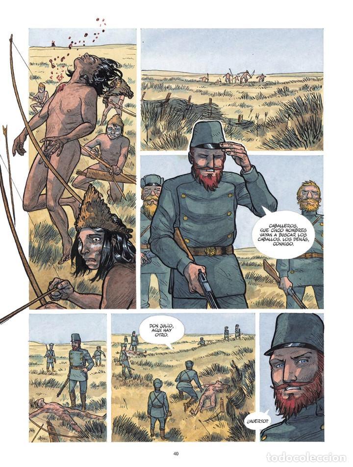 Cómics: Cómics. Julio Popper - Matz/Chemineau (Cartoné) - Foto 5 - 277019568