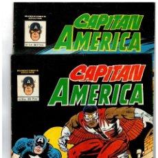 Cómics: CAPITÁN AMÉRICA -LOTE DE 5 NÚMEROS SEGUIDOS DEL 1 AL 5- VÉRTICE MUNDICOMICS 1981. . Lote 109282415