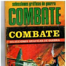Cómics: COMBATE -LOTE DE 18 NºS.ENTRE EL 33 Y EL 124- PRODUCCIONES EDITORIALES 1975. VER NOTA. Lote 109403247